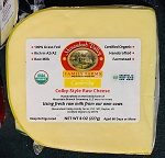 Colby-Style RAW Cheese (.8 oz)