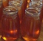 RAW HONEY (1 lb. jar)